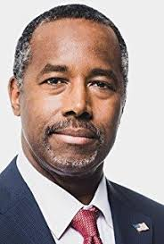 Tea Party favorite Ben Carson, M.D. (R)
