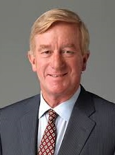 Former Massachusetts Governor (Libertarian V.P. nominee 2016)