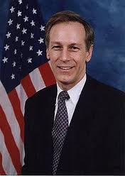 Former Rep. and Constitution Party Nominee Virgil Goode